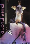 Pink Floyd - 'The Wall' Postcard Sticker